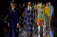 Маската като процеп между видимото и невидимото – Gucci есен-зима 2019-2020 г.
