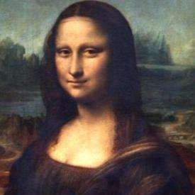 Намерена е скица на голата Мона Лиза