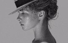 продукция GRISELLE ROSARIO грим и коса GRISELLE ROSARIO с продукти на NARS & NUMER 4 HAIR CARE модел MADDIE @New York Model Management