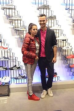 adidas Originals и модния редактор на elle.bg Кристиан Пижов