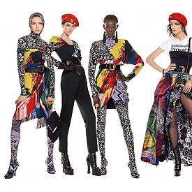 Новата рекламна кампания на Versace, есен 2018