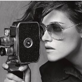 Кристен Стюарт отново е рекламно лице на Chanel
