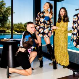 H&M пуска колаборация с Moschino