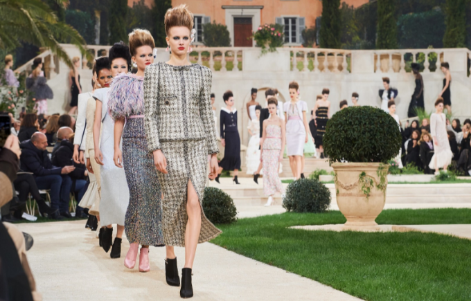 CHANEL Haute Couture пролет – лято 2019 г.