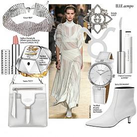 Как се облича жената зодия Телец