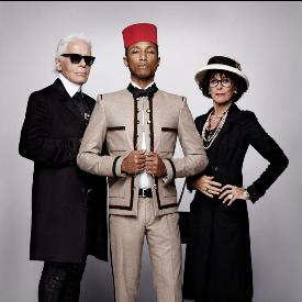 """""""Прераждане"""", Chanel и Лагерфелд"""