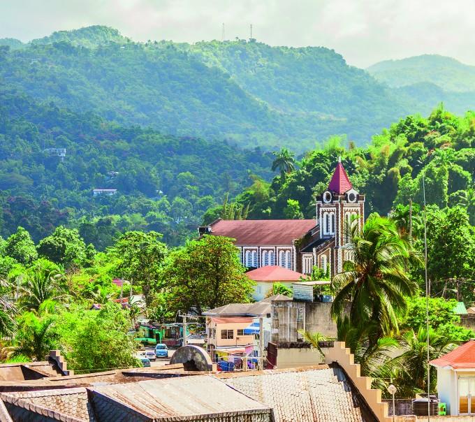 Порт Антонио, Ямайка