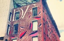 Офисът на Даян фон Фюрстенберг в Ню Йорк