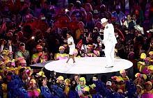 Откриването на XXXI летни Олимпийски игри в Рио