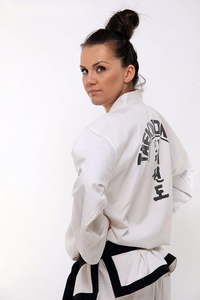 ELLE се срещна с Недялка Бачева, световен и европейски шампион по таекуон-до ITF