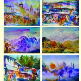 Картините на Иван Додов