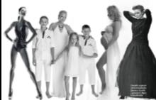 Отляво надясно: Цвети Бранкова, Даниела Колева с децата й, Ирра, Койна Русева