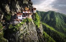 Манстирът Такцанг в Бутан е сред най-красивите в света.