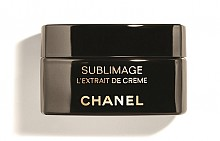 Sublimage L'Extrait de Creme на CHANEL е богат и нежен крем с висока концентрация на Vanilla Planifolia - мощна анти-ейдж съставка, която активира регенерирането на кожата, уплътнява я и връща сиянието й.