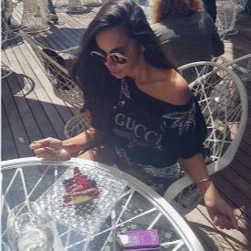 Снимката от Инстаграм профила на Алисия, която я локализира в Барселона