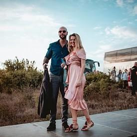 Дидо от Д2 и съпругата му