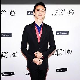 """Режисьорът Фредерик Ченг на световната премиера на филма """"Dior and I"""" по време на филмовия фестивал Трибека"""