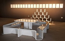 Louis Vuitton представя мебели