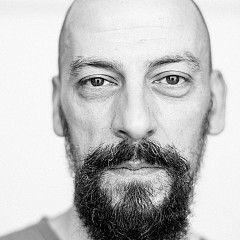 Автопортрет на Темелко Темелков