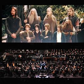 """10 хиляди зрители на крака пред """"Lord of the rings"""""""