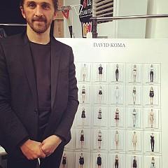 Седмица на модата в Лондон в Instagram/elle.bg - зад кулисите и на подиума