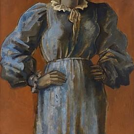 """Картина от изложбата """"Поколения: Калина Тасева"""""""