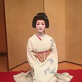 Японска гейша
