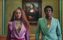 """От клипа на Бионсе и Jay-Z """"Apes ** t"""""""