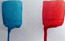 Ница почернена в Деня на националния празник на Франция