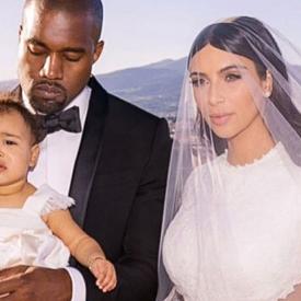 Сватбата на Ким и Кание