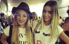 """Гост блогърите Ирен Дикова и Елена Миланова: Бялата тениска е новата """"little black dress"""""""