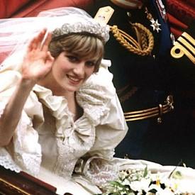 Дизайнерът на принцеса Даяна дава съвети за сватбената рокля на Меган Маркъл