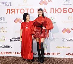 Мариела Гемишева представи аутфит, специално побран за събитието