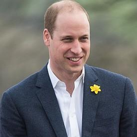 Принц Уилям - син на принц Чарлз; Внук на кралица Елизабет II