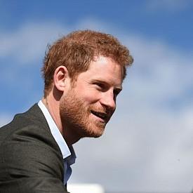 Принц Хари - син на принц Чарлз; Внук на кралица Елизабет II