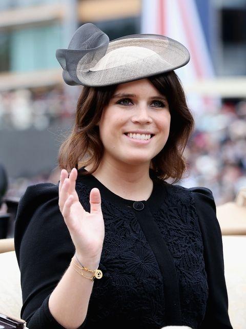 Принцеса Юджини на Йорк - най-младата дъщеря на принц...