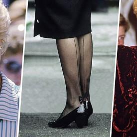 12 модни трика на принцеса Даяна