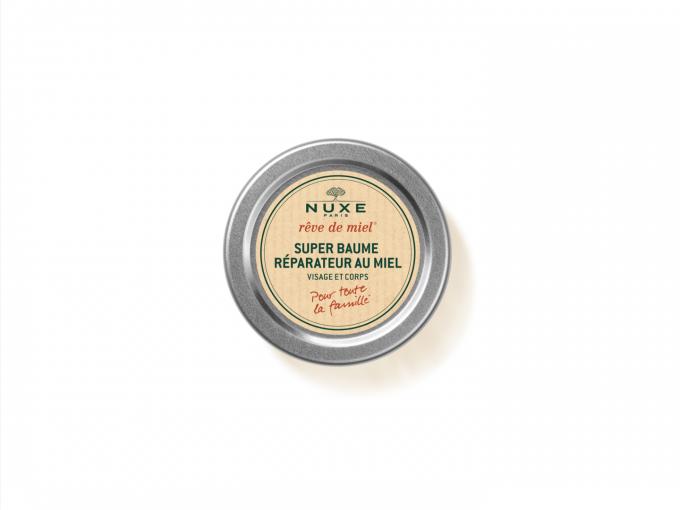 Възстановяващият супер балсам с мед на NUXE е специално...