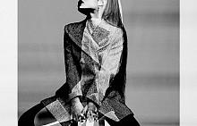 Ариана Гранде се снима в есенно-зимната кампания на Givenchy
