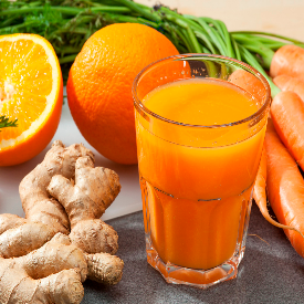 Портокал и моркови за здрави очи