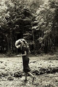 Twin Peaks inspiration by Malgorzata Juchnik