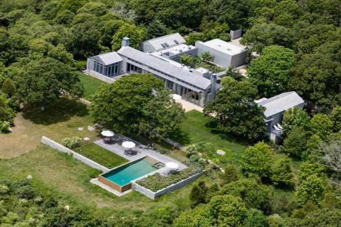 Лятната къща на Обама