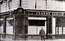 Първият магазин на легендарната марка в Париж през далечната 1889 г.