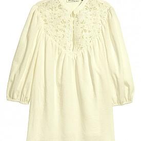 Бяла риза H&M - 44.99 лв.