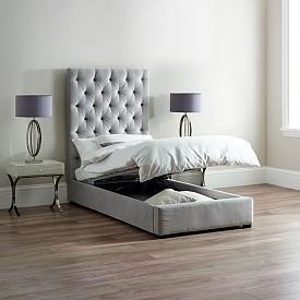 Легло Elise с пространство за съхранение на LIVING IT UP