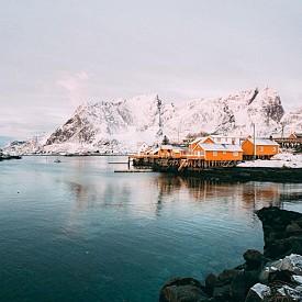 @dansmoe / Северната природа на снимките на финландски фотографи – братятат Самуел и Даниел Тайпале.