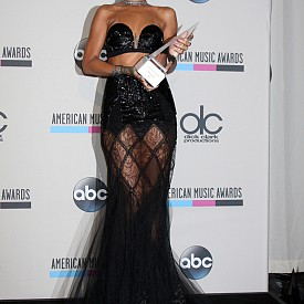 През 2013 г. на American Music Awards