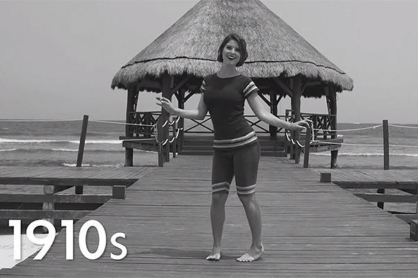 Видео показва 125 години история на банските в 2 минути