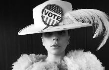 Лейди Гага обвини Мелания Тръмп в лицемерие