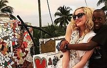 Мадонна празнува рожден ден в Куба